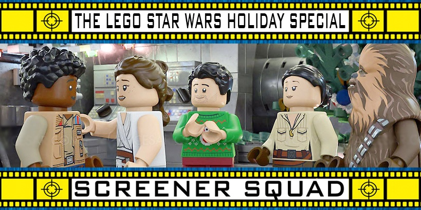 The Lego Star Wars Holiday Special Movie Review