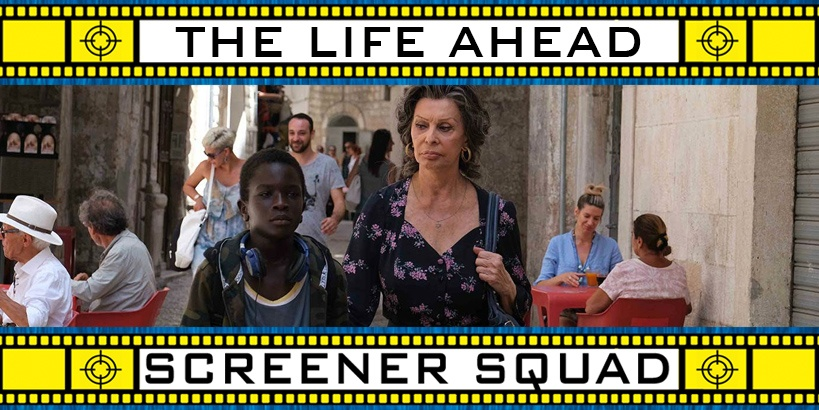 The Life Ahead Movie Review