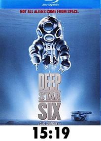 Deep Star Six Blu-Ray Review