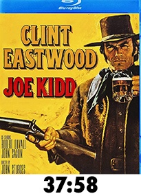 Joe Kidd Blu-Ray Review