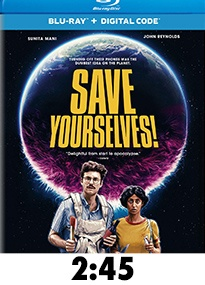 Save Yourselves! Blu-Ray Review