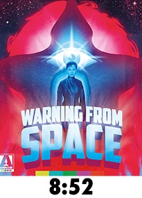 Warning From Space Blu-Ray Review
