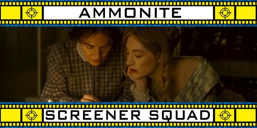 Ammonite Movie Review
