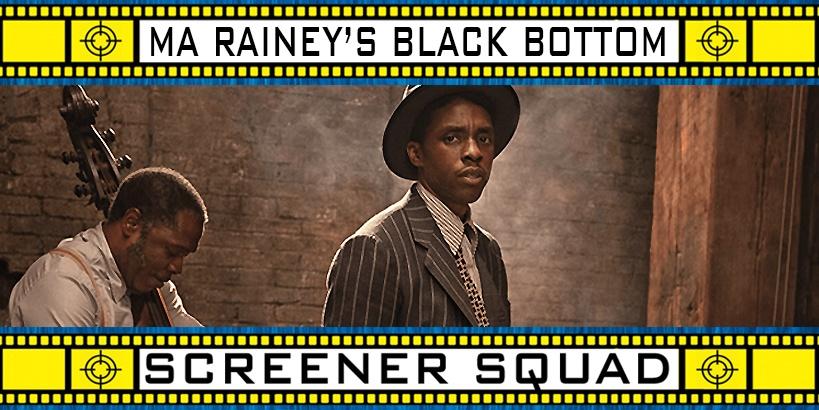 Ma Rainey's Black Bottom Movie Review