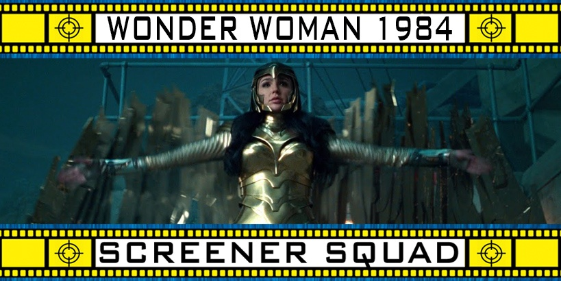 Wonder Woman 1984 Movie Review