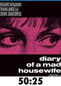 Diary of a Mad Housewife Blu-Ray Review