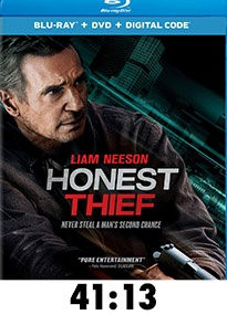 Honest Thief Blu-Ray Review
