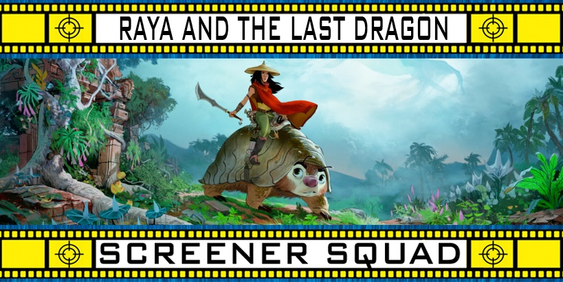 Raya and the Last Dragon Movie Review