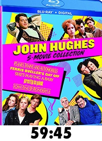 John Hughes 5 Movie Collection Blu-Ray Review