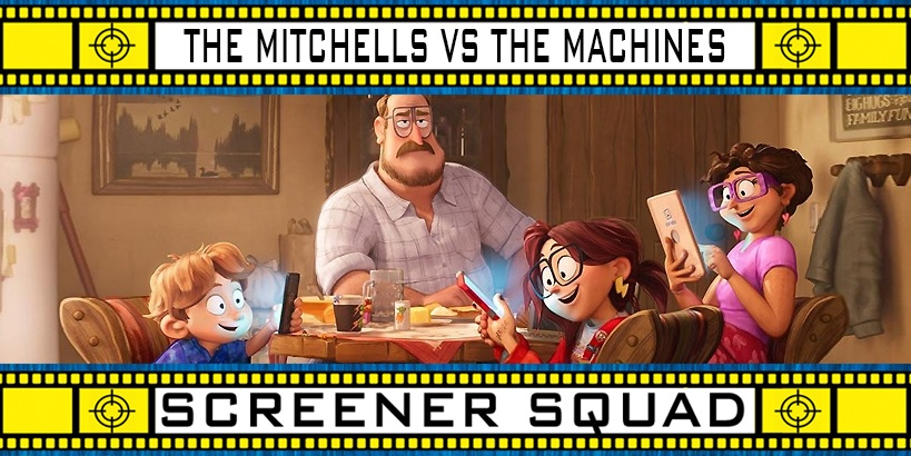 The Mitchells vs The Machines Movie Review