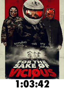 For the Sake of Vicious Blu-Ray Review