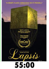 Lapsis DVD review