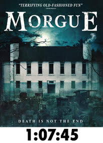 Morgue Blu-Ray Review
