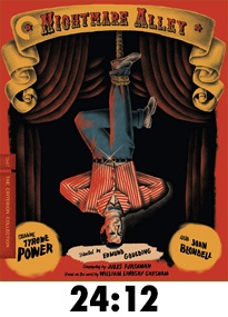 Nightmare Alley Criterion Blu-Ray Review