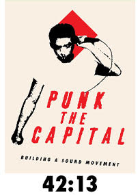 Punk The Capital Blu Ray Review