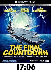 The Final Countdown 4k Movie Review