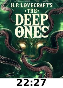 H.P. Lovecraft's The Deep Ones DVD Review