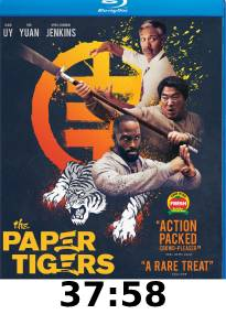 The Paper Tigers Blu-Ray Review