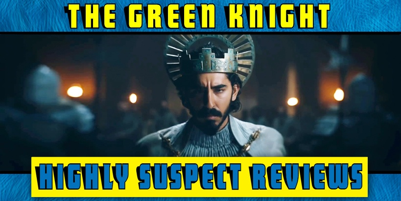 The Green Knight Movie Review