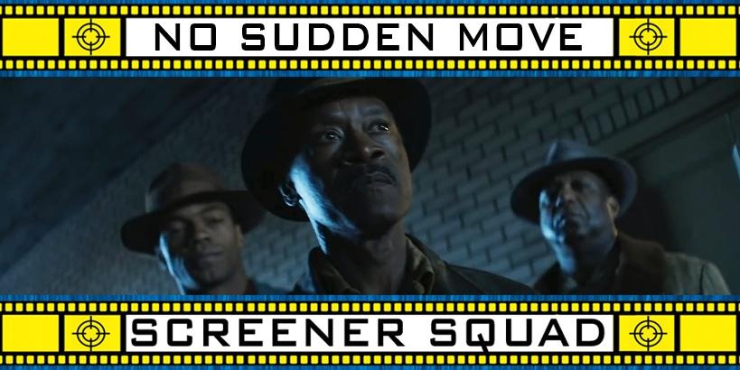 No Sudden Move Movie Review