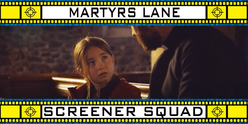 Martyrs Lane Movie Review