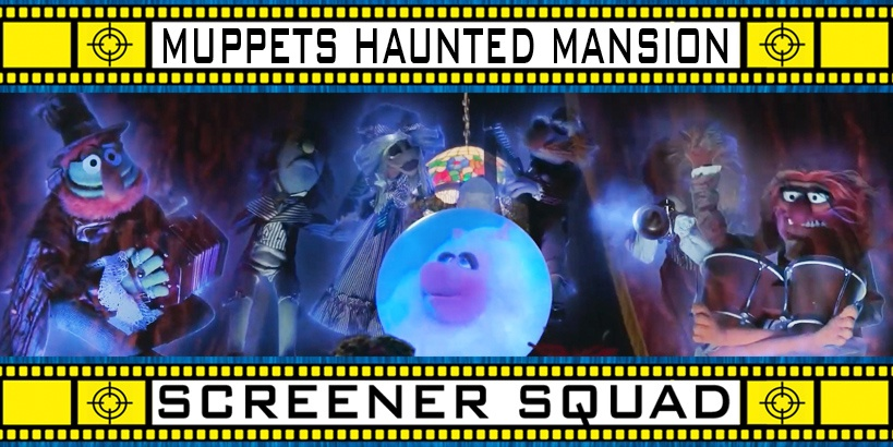 Muppets Haunted Mansion Review