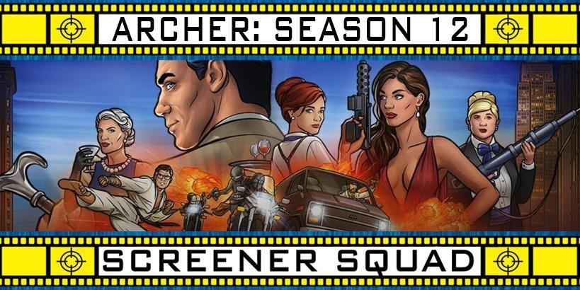 Archer Season 12 review