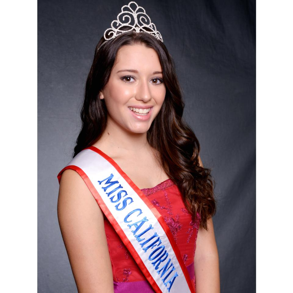 Emily Guarin is Miss California Jr. Princess