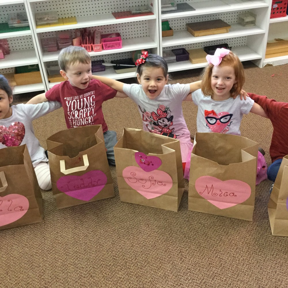 Room 4: Valentine's Day Celebration