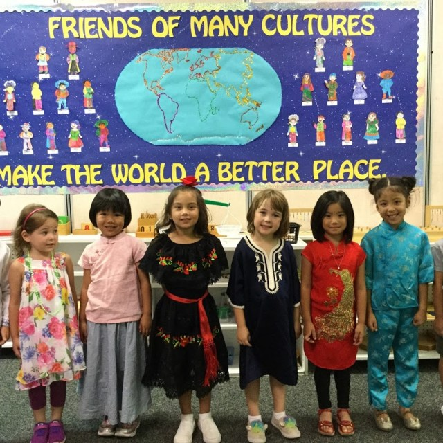Room 8: Cultural Day 2018