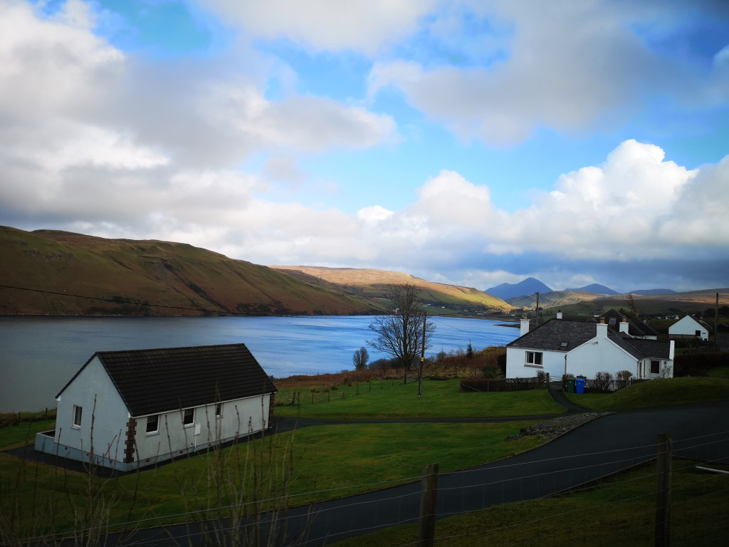 Dog-friendly Isle of Skye