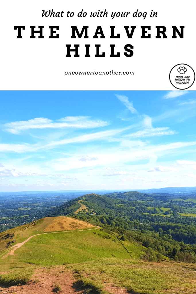 Dog-friendly Malvern Hills Weekend Planner