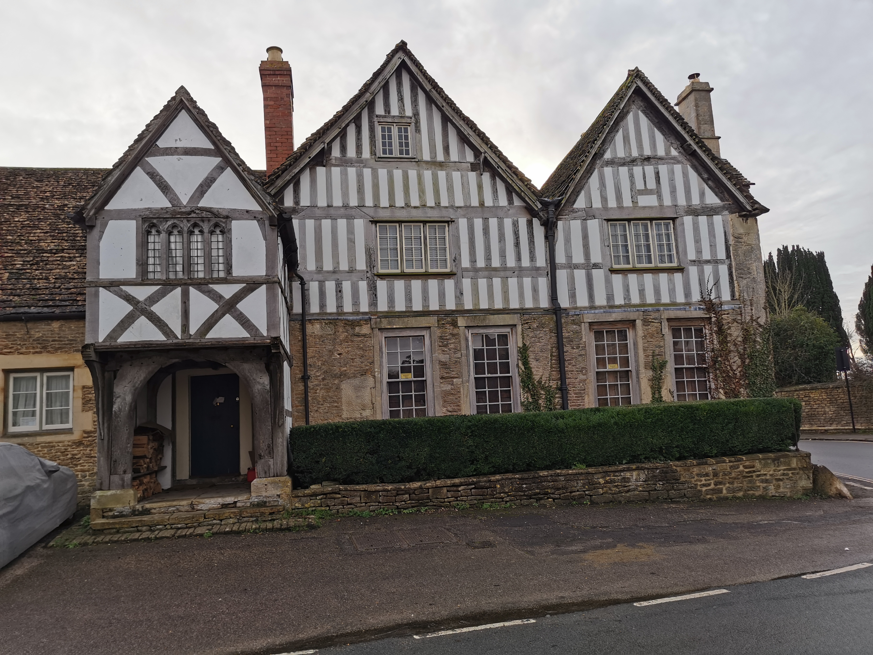 House in Lacock village