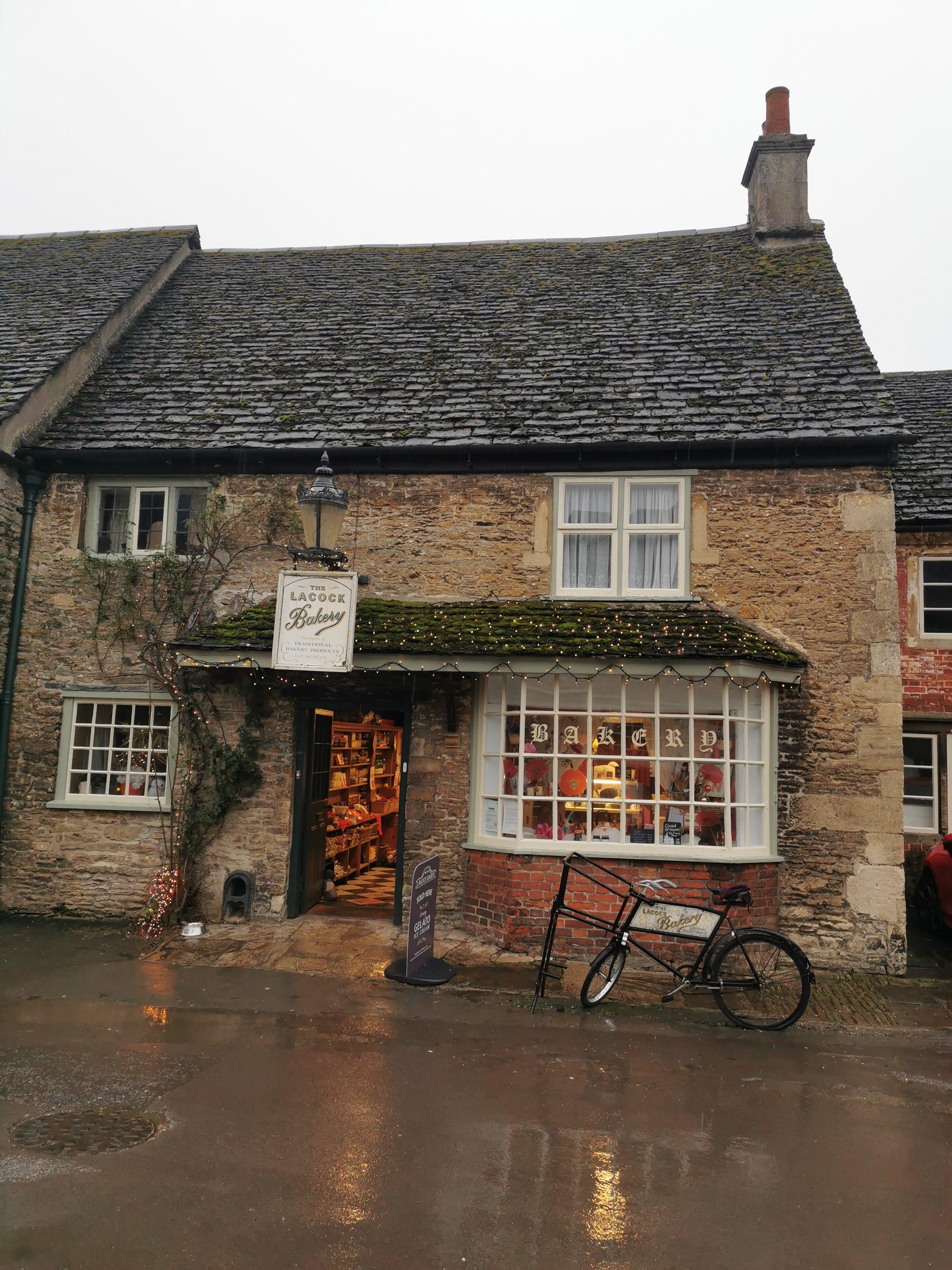 Shop in Lacock