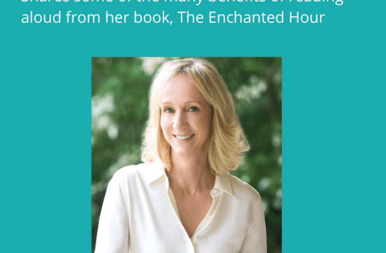 Episode 16- Reading: An Enchanting Hour with Meghan Cox Gurdon