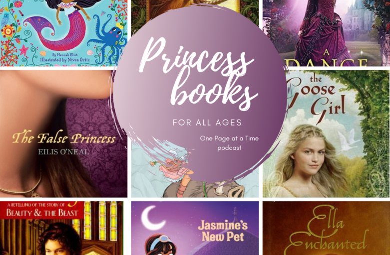 Princess Books for all ages