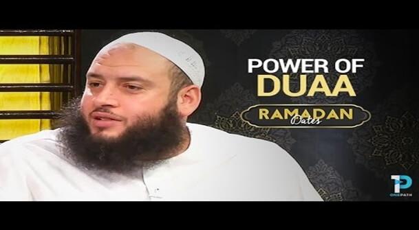 Power of Duaa Sh. Omar Elbanna