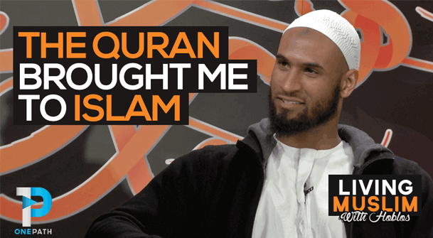 The Quran Brought Me To Islam