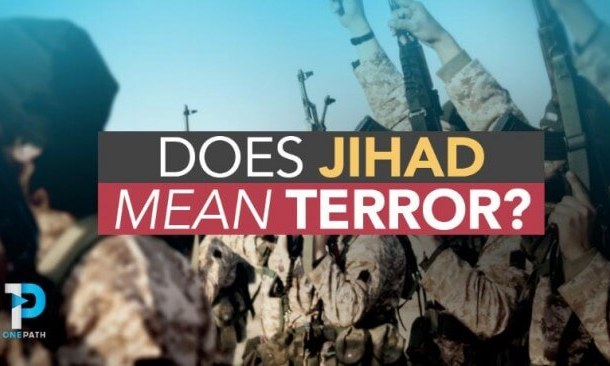 Does Jihad mean Terrorism?
