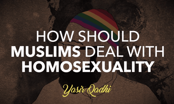 How Should Muslims React to Homosexuality
