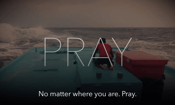 Never Give Up Prayer