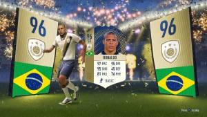 Gambling in Video Games: Fifa18 packs