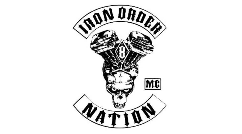 Iron Order MC (Motorcycle Club) - One Percenter Bikers