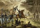 Outlaw Biker Massacre Battle Kearnys Charge Battle of Chantilly