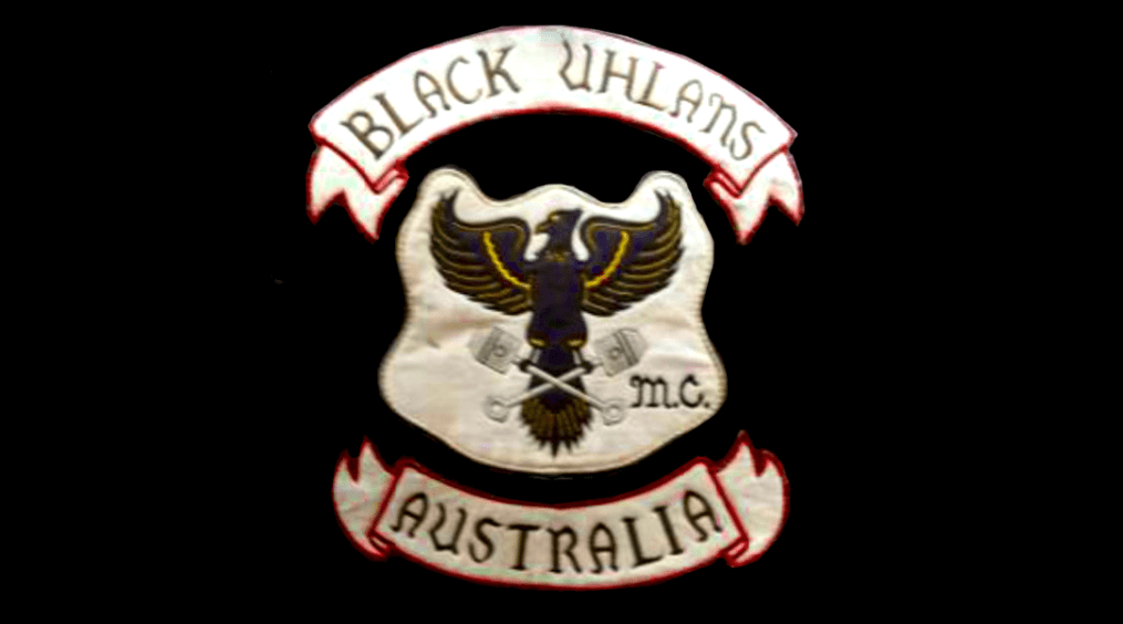 Black Uhlans MC (Motorcycle Club) - One Percenter Bikers