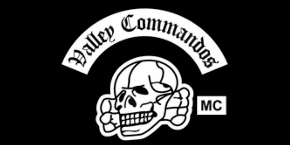 Valley Commandos MC patch logo-1000x500 - One Percenter Bikers