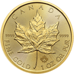 Canadian Gold Maple Leaf Coins gold ira company