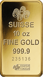 PAMP Suisse Lady Fortuna Gold Bars gold ira company