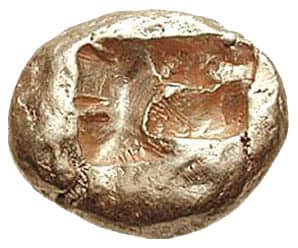 lydian gold coin