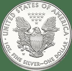 American Silver Eagle Coin gold ira company